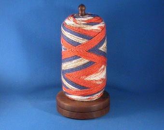 Select Walnut  Yarn/Thread Holder -  Natural Wax Finish