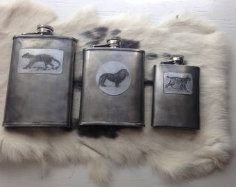 Big Cat Flask Batch