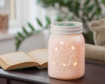 Mason Jar Fragrance Warmer