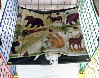 RAT SAC Under Cover sm - Woodland Wildlife