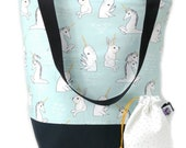 Studio Bucket Tote - Knitting & Crochet Large Project Bag - The IMPOSTER!