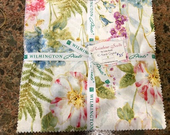 Layer Cake pack Floral Fabric
