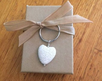 Wedding Favors, Bridal Gift Box Embellishment,Thank You Gifts To Bridesmaids, Unique Mementos, Essential Oil Diffuser Heart Souvenir