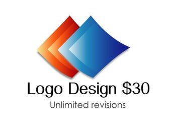 Professional custom logo design with unlimited revisions