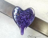 Purple on Purple Glass He...