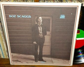 Boz Scaggs My Time Vintage Vinyl Debut Record