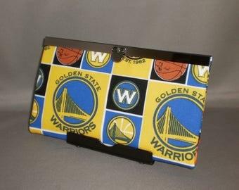 Wallet - DIVA Wallet - Clutch Wallet - Golden State Warriors - Basketball