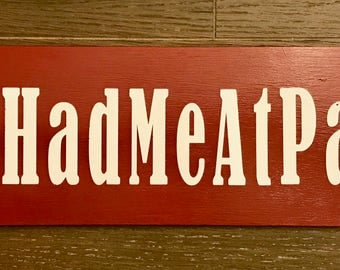 Custom 5x20 Wedding Hashtag wood  Sign