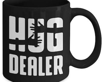 Hug Dealer Sweet Embrace Coffee Mug