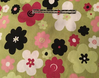 Premier Prints English Buttercup, one yard
