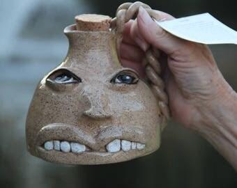 Plantation Face Jug