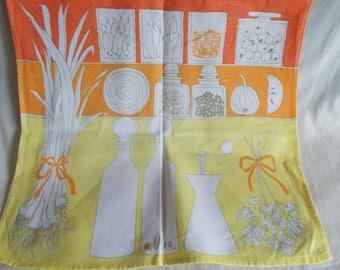 Vintage Vera Tea Towel