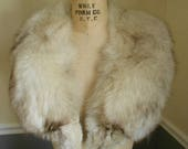 Fox Fur Collar