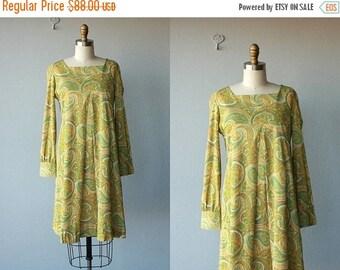 48 HR FLASH SALE 1960s Trapeze Dress | 60s Dress | 1960s Dress | 60s Swing Dress | Mod Dress - (small/medium)