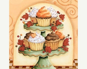 25% OFF PRINTS Cupcake Heaven