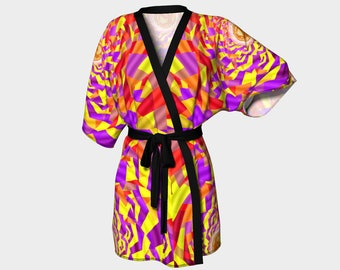 Blazing Sun Kimono Rope
