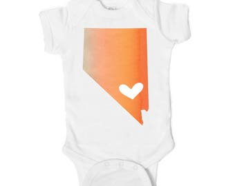 Nevada Baby Onesie