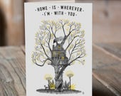 Home Is Wherever I'm With You (Treehouse)