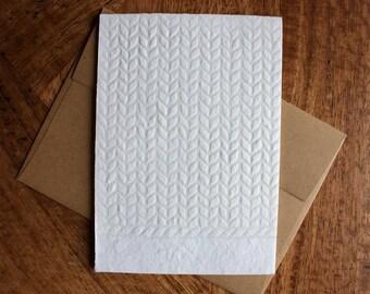 Knit - Card