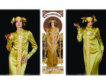 Grand Cremant Imperial Dress