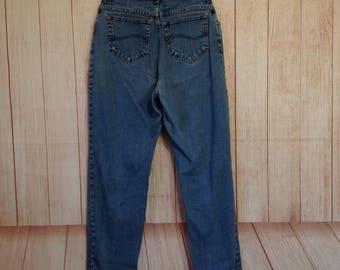 Vintage 90s Lee High Waisted Mom Jeans