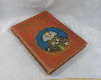 Vintage Children's Book - Tales Told in Holland - My Travelship - Maud Petersham - Miska Petersham - picture book - illustrated book