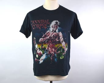 Cannibal Corpse - Eaten Back to Life, 1990 Cannibal Corpse T-Shirt