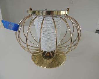 Mid Century retro Lightolier Ceiling light fixture B