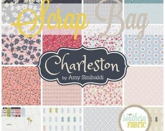 Charleston - Scrap Bag Quilt Fabric Strips by Amy Sinibaldi for Art Gallery Fabrics