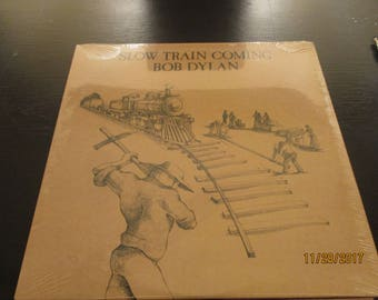 Bob Dylan Sealed Vinyl Record -   Slow Train Coming -  Vinyl record albom  in Mint ondition