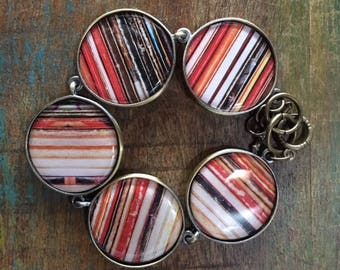 Vintage Albums Bracelet