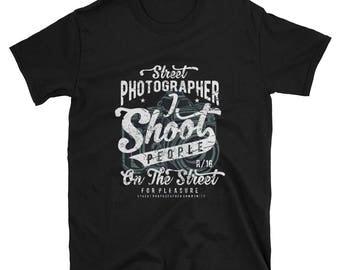 Street Photographer t-shirt