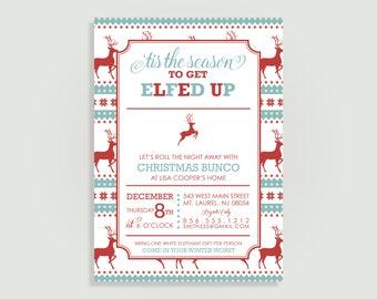 Christmas bunco | Etsy