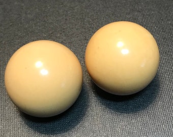Large Bakelite Ball Buttons 20mm