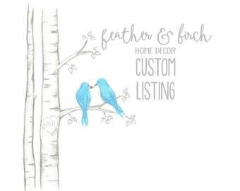 Custom Listing Amanda Reid