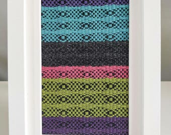 Framed Textile No. 2