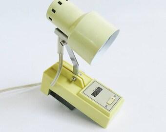 Mid Century Mod Mobilite Task Light, Bedside Light, Reading Lamp, Desk Light, Clamp-on Light