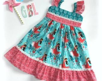Ready to Ship Size 5/6 Elena Dress