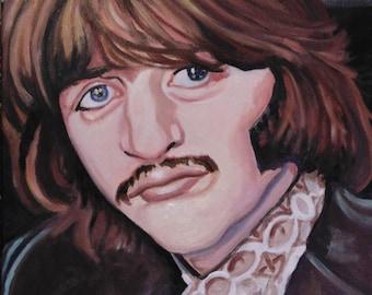 White Album Ringo Print