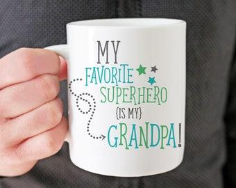 Grandpa Mug - Grandpa Gift - Grandpa Coffee Mug - Grandpa Christmas Gift - Grandpa Birthday Gift - Coffee Drinker Gift - Tea Drinkers Gift
