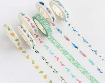 Washi Tape Masking Tape Planner Stickers Scrapbooking Stickers decoration Tape
