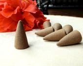 Temple of India Incense Cones - Meditation, Prayer, Home Fragrance