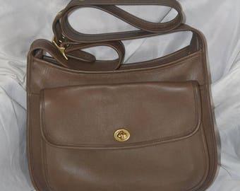 June Savings Coach Bag~ Bonnie Cashin Bag~Coach Cross Body ~Taft Bag~ Shopper~ Book Bag~ Organizer Satchel