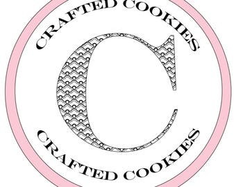 Custom Listing for Laurie - 4 dozen Unicorn Themed Cookie Nibbles