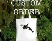 Custom order for Maggie