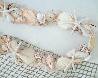 Nautical Shell/Starfish Garland