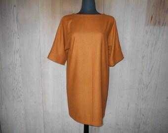 RAW Silk T Dress