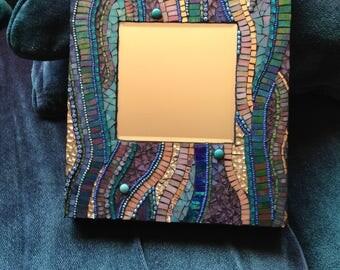 11 X 14 Mosaic Mirror