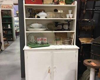 Cottage Kitchen Hutch Cupboard
