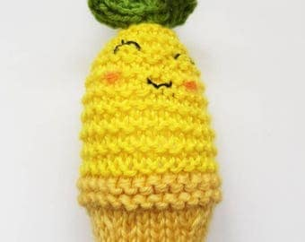 Pineapple Baby Rattle - Baby Toy